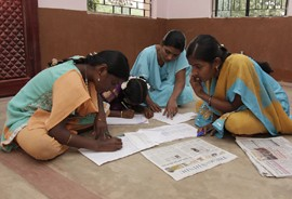 Estudiant a Nesa karangal 2
